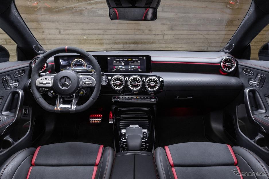 メルセデスベンツ Claシューティングブレーク 新型に421馬力の Amg45 欧州受注開始 価格6万0690ユーロから 15枚目の写真 画像 レスポンス Response Jp メルセデスベンツamg メルセデスベンツ メルセデス