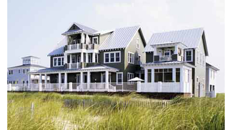 Southern Living Tidewater Landing Beach House Plans Southern Living House Plans House Plans