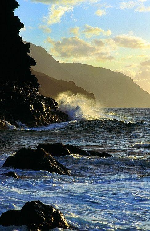 Ocean By Sweet Dreams Ocean Waves Ocean Beautiful Landscapes