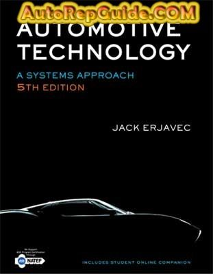 Download free - Automotive technology-a system approach: Image:… by autorepguide.com