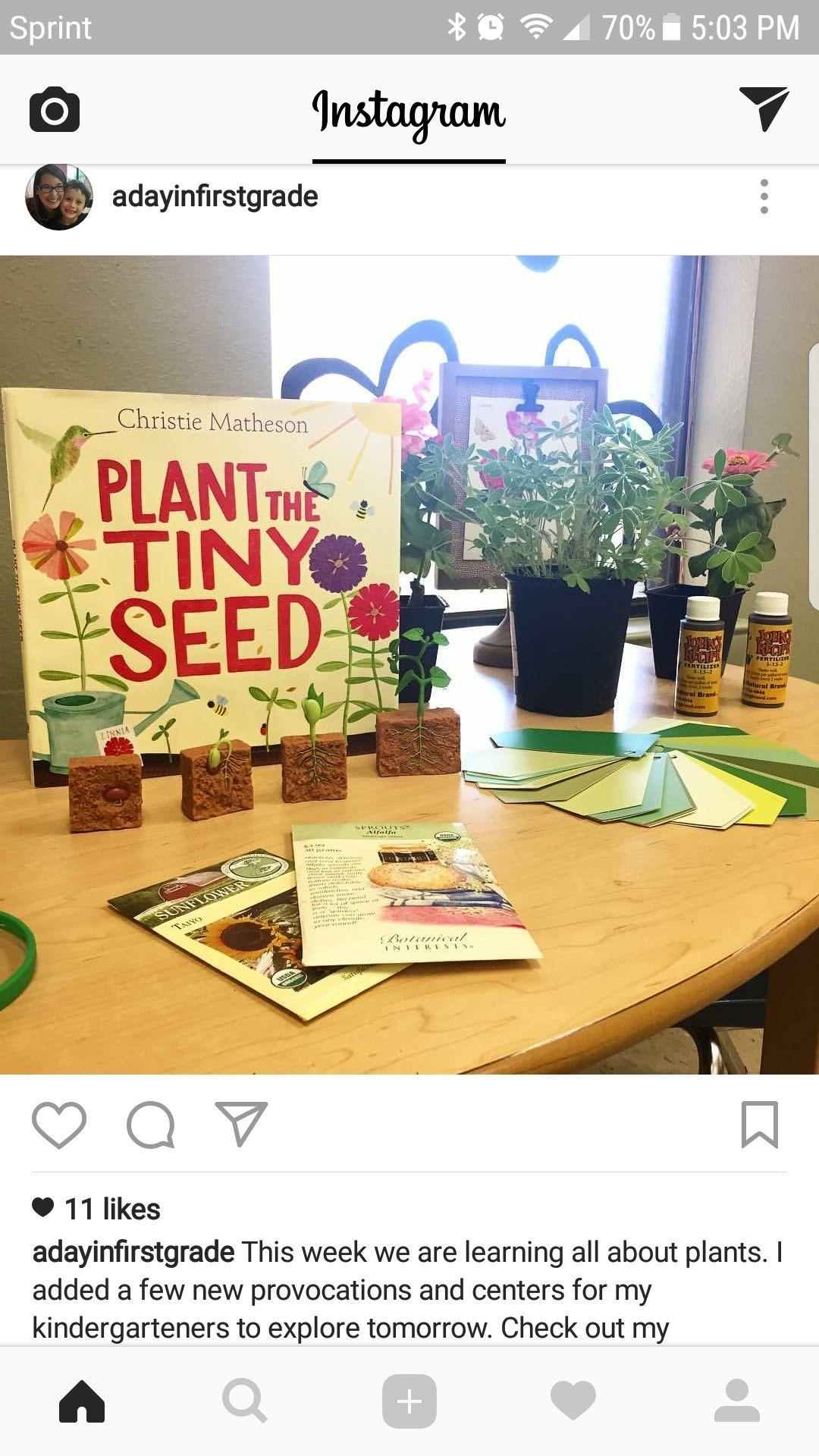 Gardening Teaching Ideas Image By Mandy
