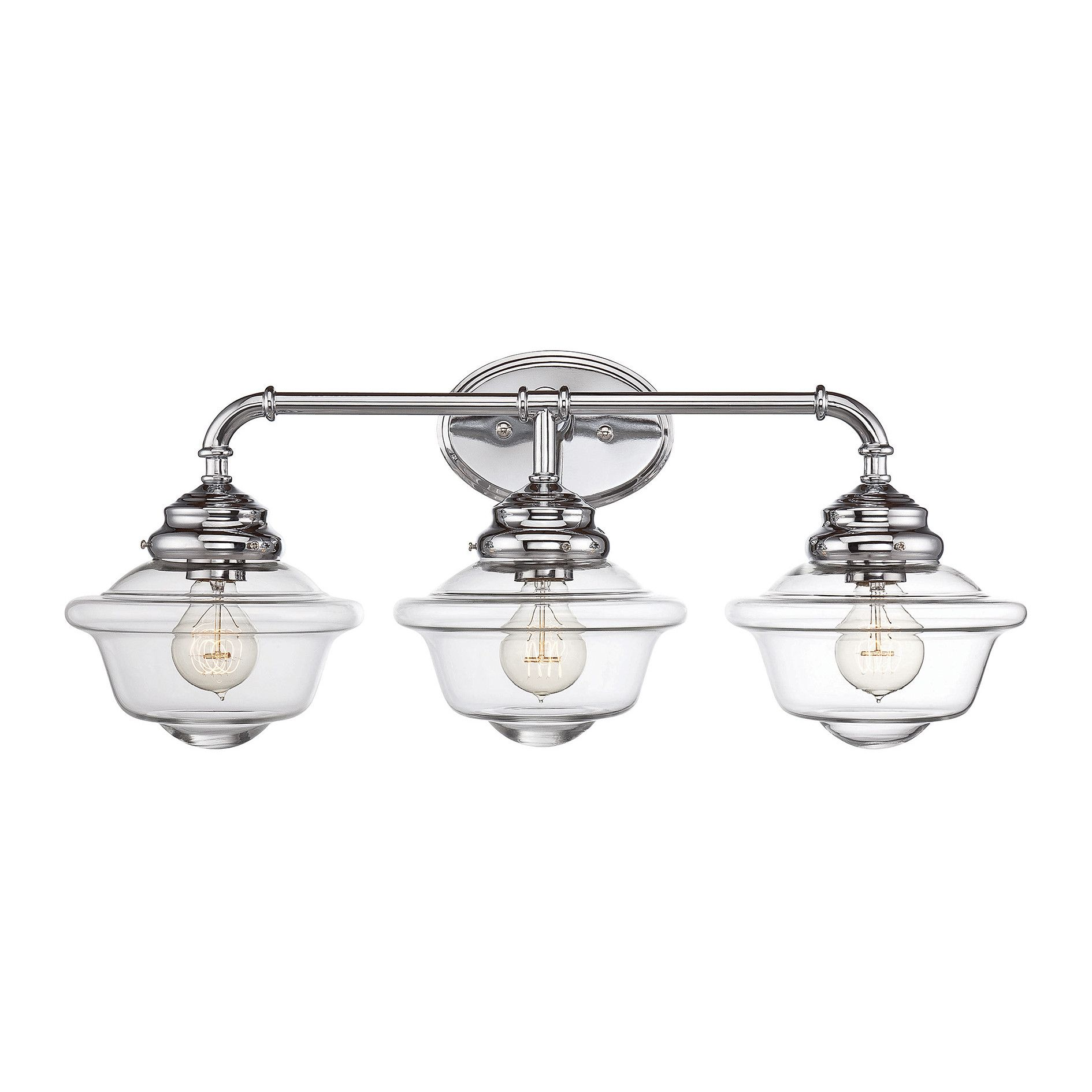 ie chrome light satin with glass framed mare en lights bathroom lighting