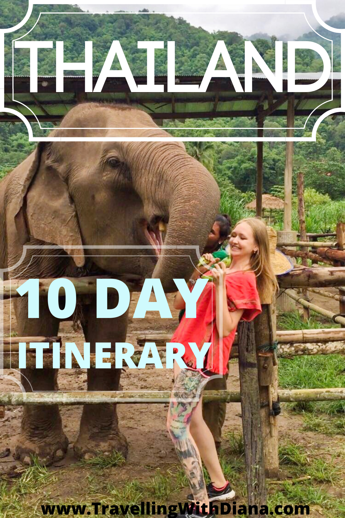 Thailand Itinerary 10 Days / What to Do during your 10 Day trip to THAILAND -   19 travel destinations Thailand country ideas