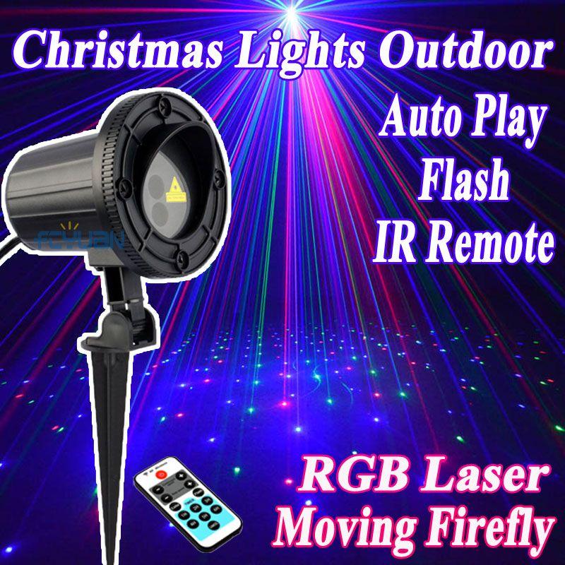 Christmas Decorations For Home Waterproof IP68 Christmas Lights