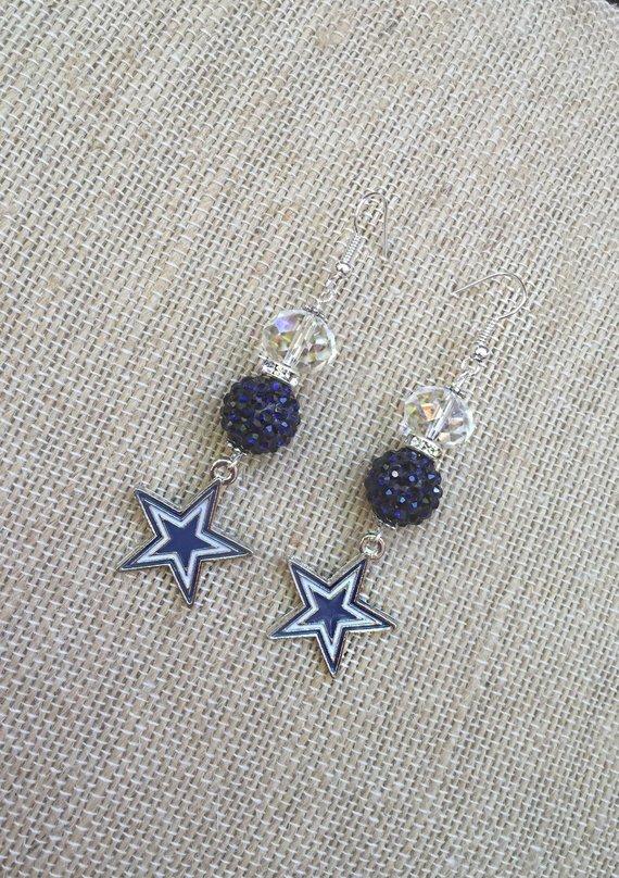 5a1b68818b77c9 Cowboys Earrings