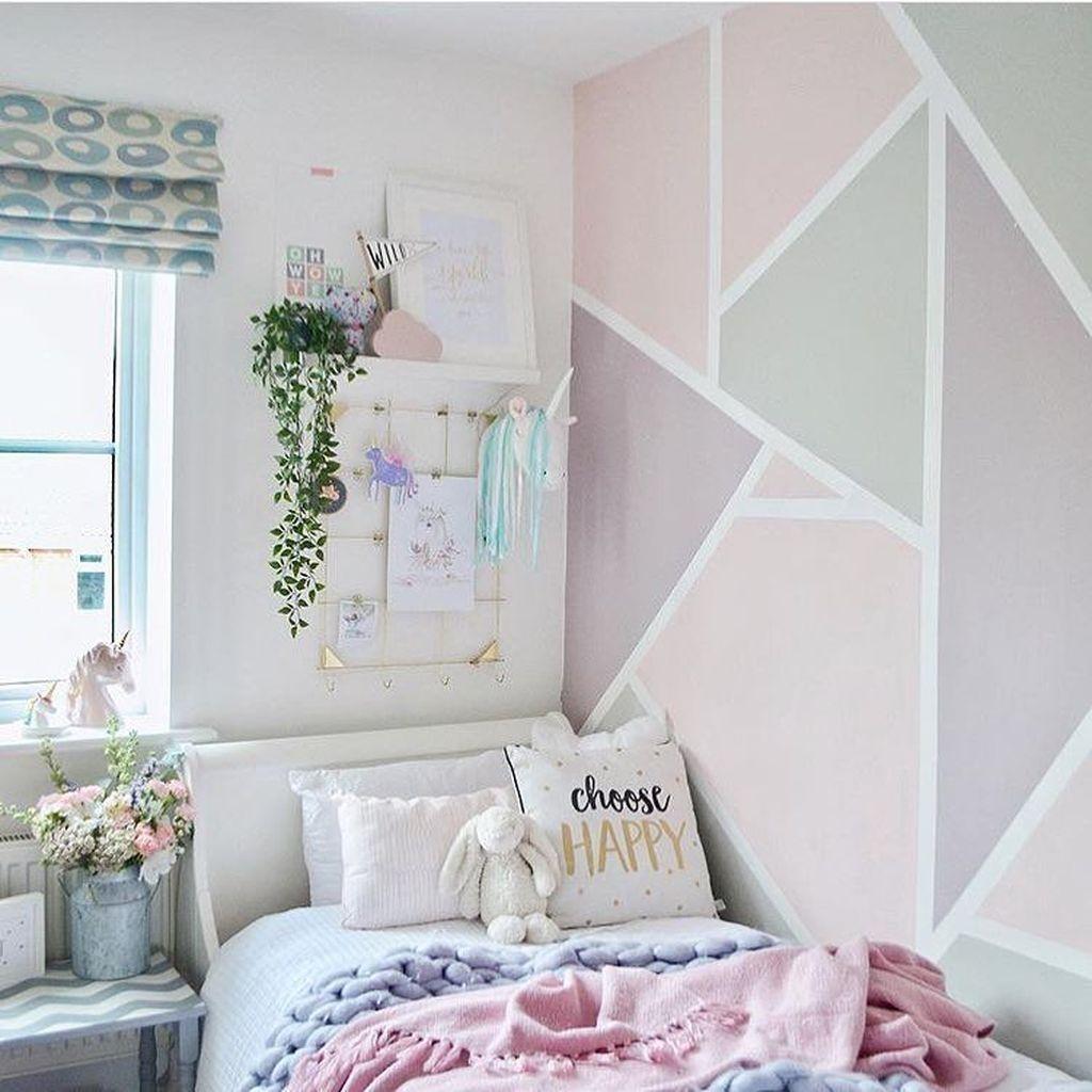 44 Cute Teen Girl Bedroom Ideas #girlsbedroom