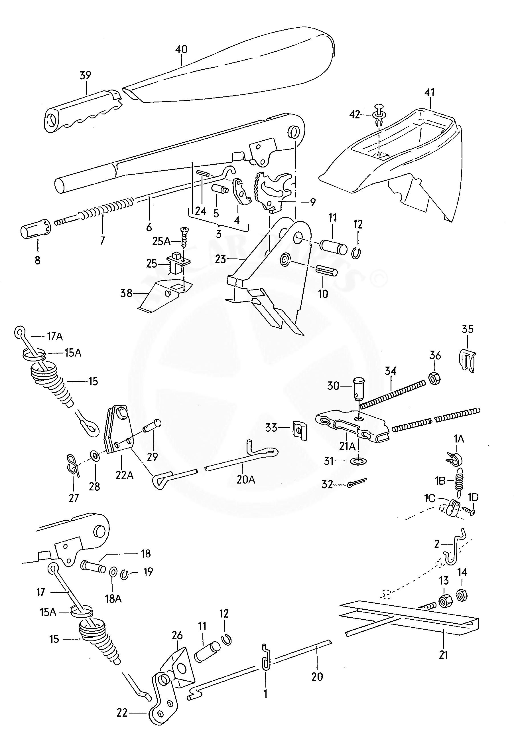 Vw Bug Wiring Diagram