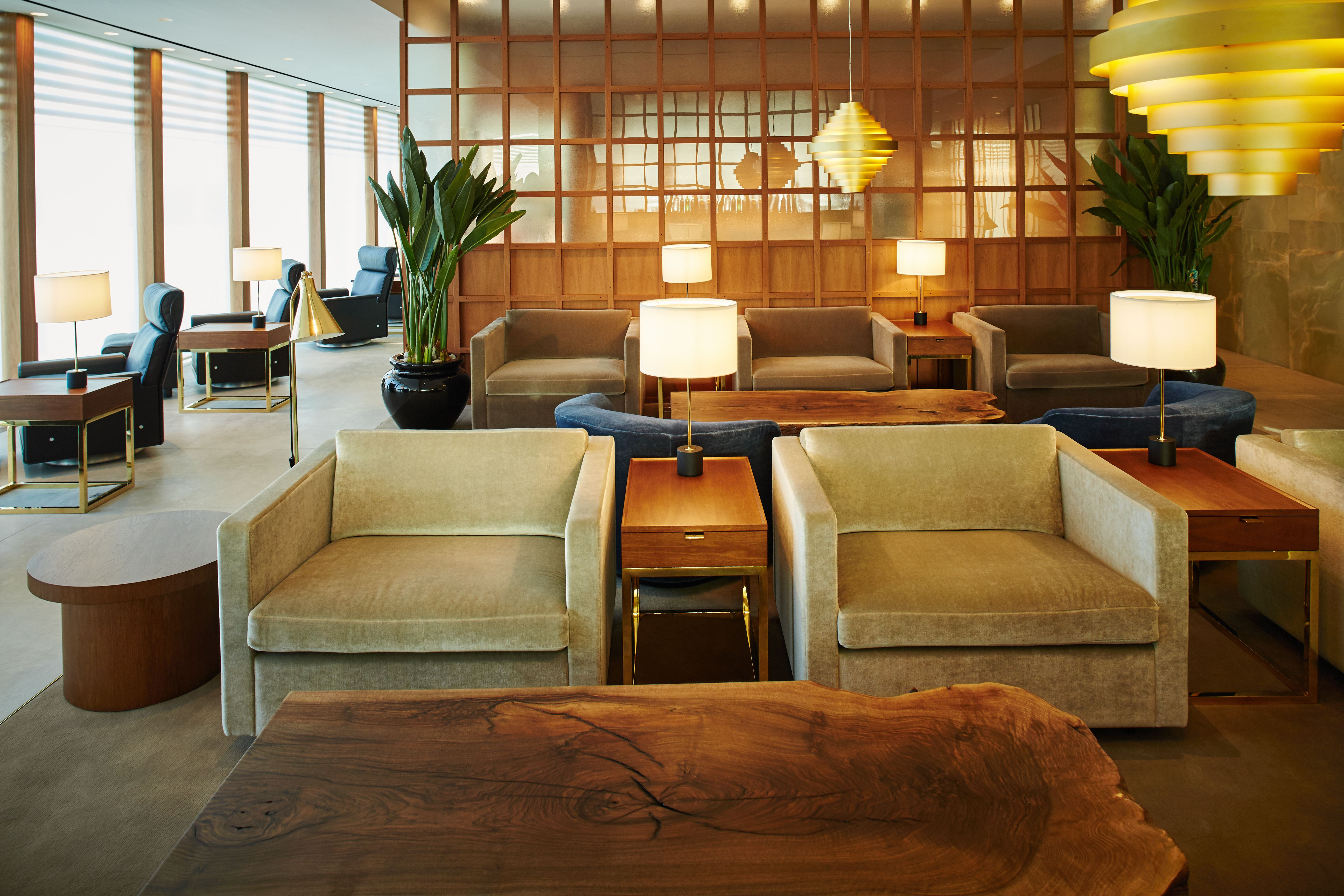 Cathay Pacific unveils its newly renovated First and Business Class ...