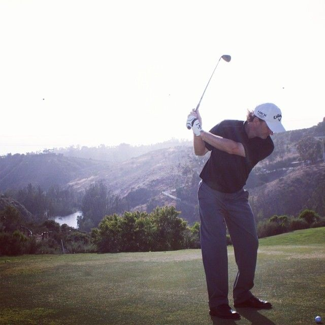 TR Marritt, our pro at The Crosby // Golf The Crosby Club in Rancho Santa Fe