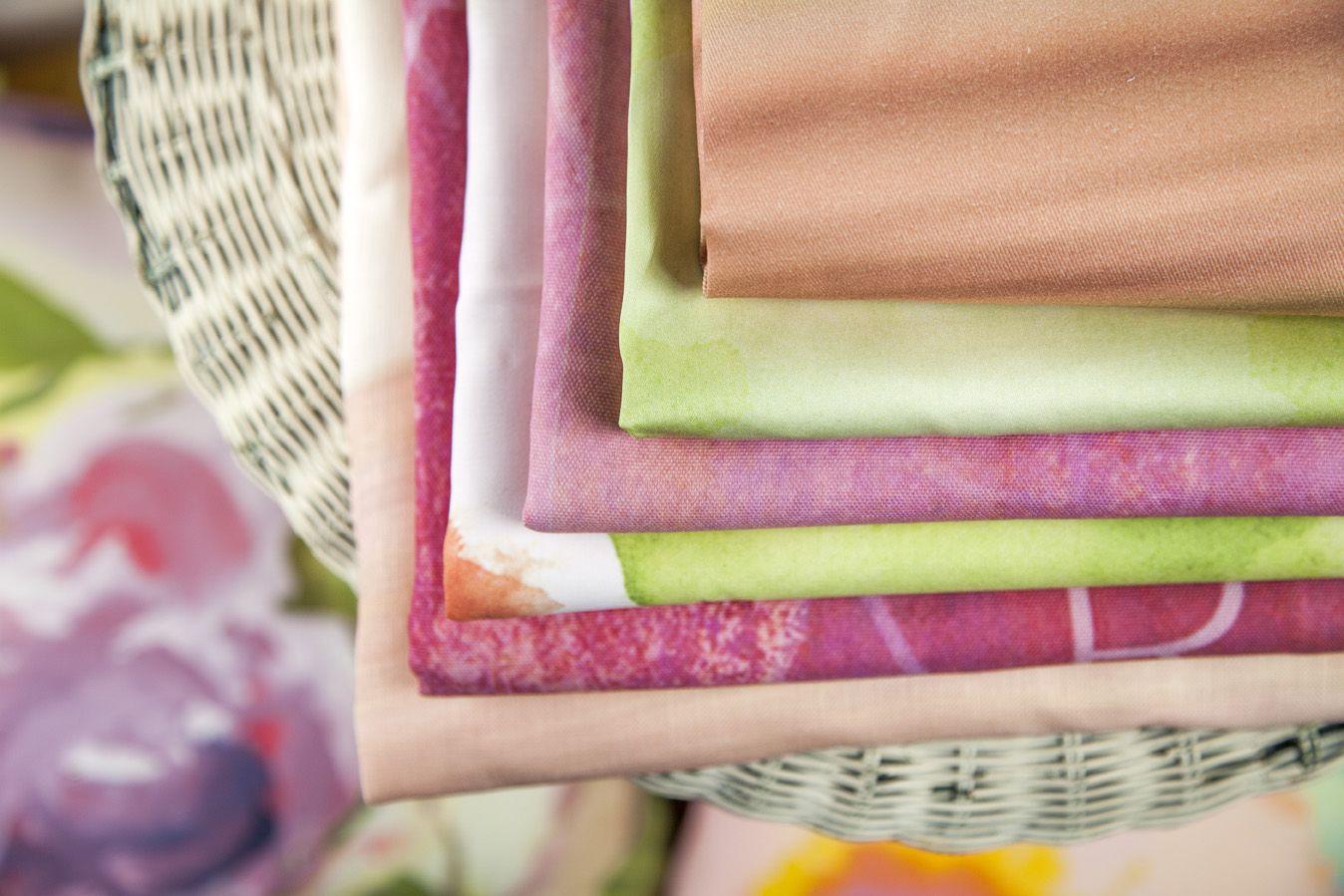 Custom printed fabric by the yard by MWW ON DEMAND
