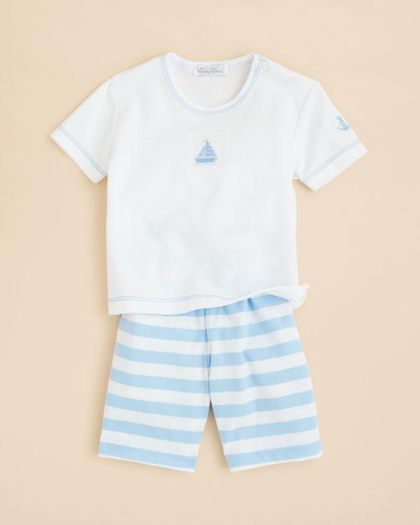 Kissy Kissy Infant Boys' Bermuda Tee & Shorts Set - Sizes ...