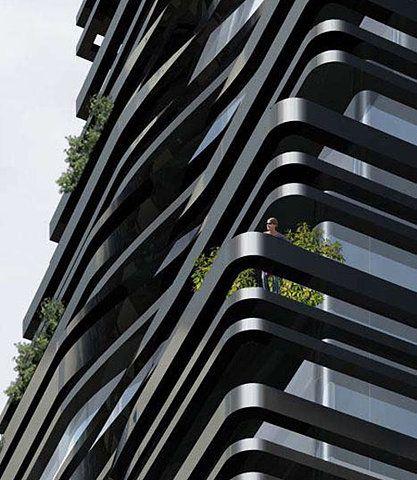 A Daily Dose Of Architecture Un Studio In Nyc Modern