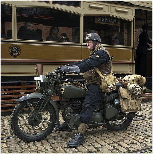 despatch rider ww2 - Google zoeken