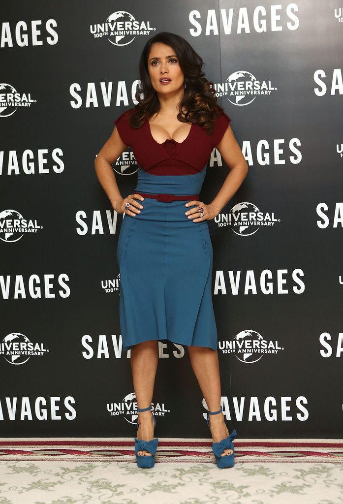 Salma Hayek Photos Photos: Savages - Photocall