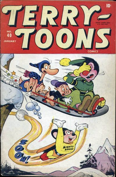 Terry-Toons Comics #40