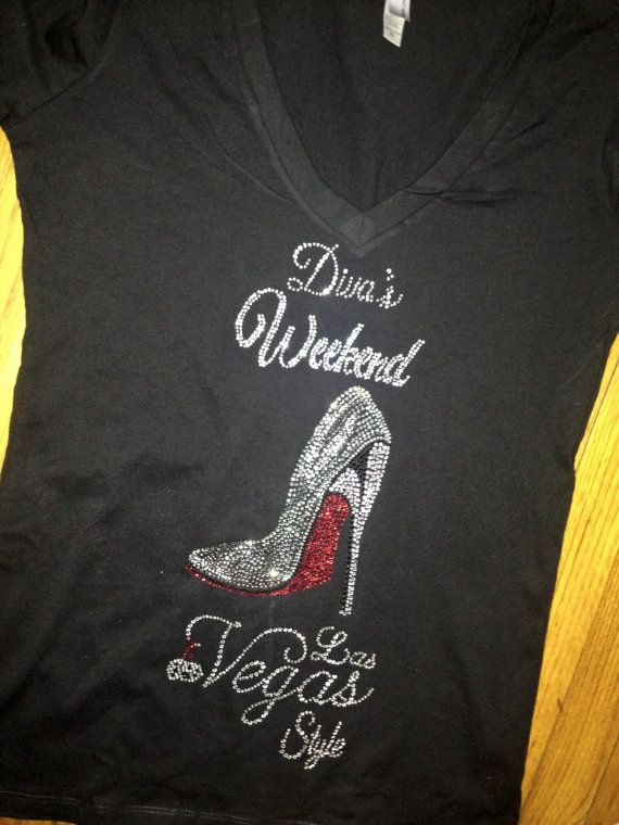 Divas Weekend Shirts Girls In Vegas By BirthdaySquad