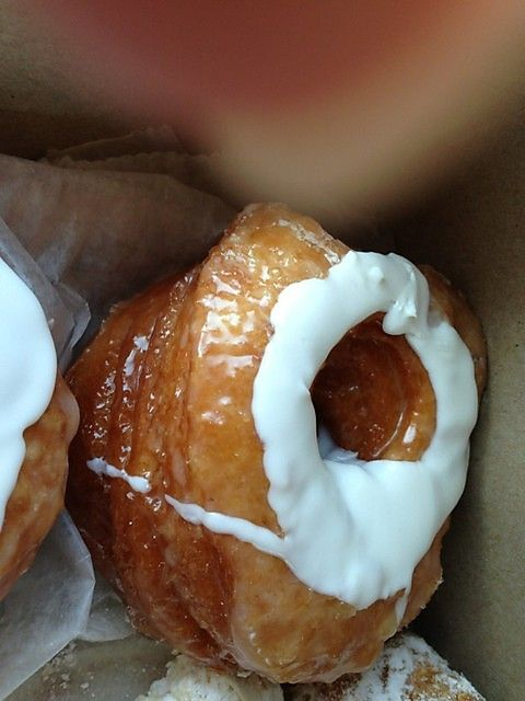 The Cronut Aka The Doughsant At Oakmont Bakery In Pittsburgh