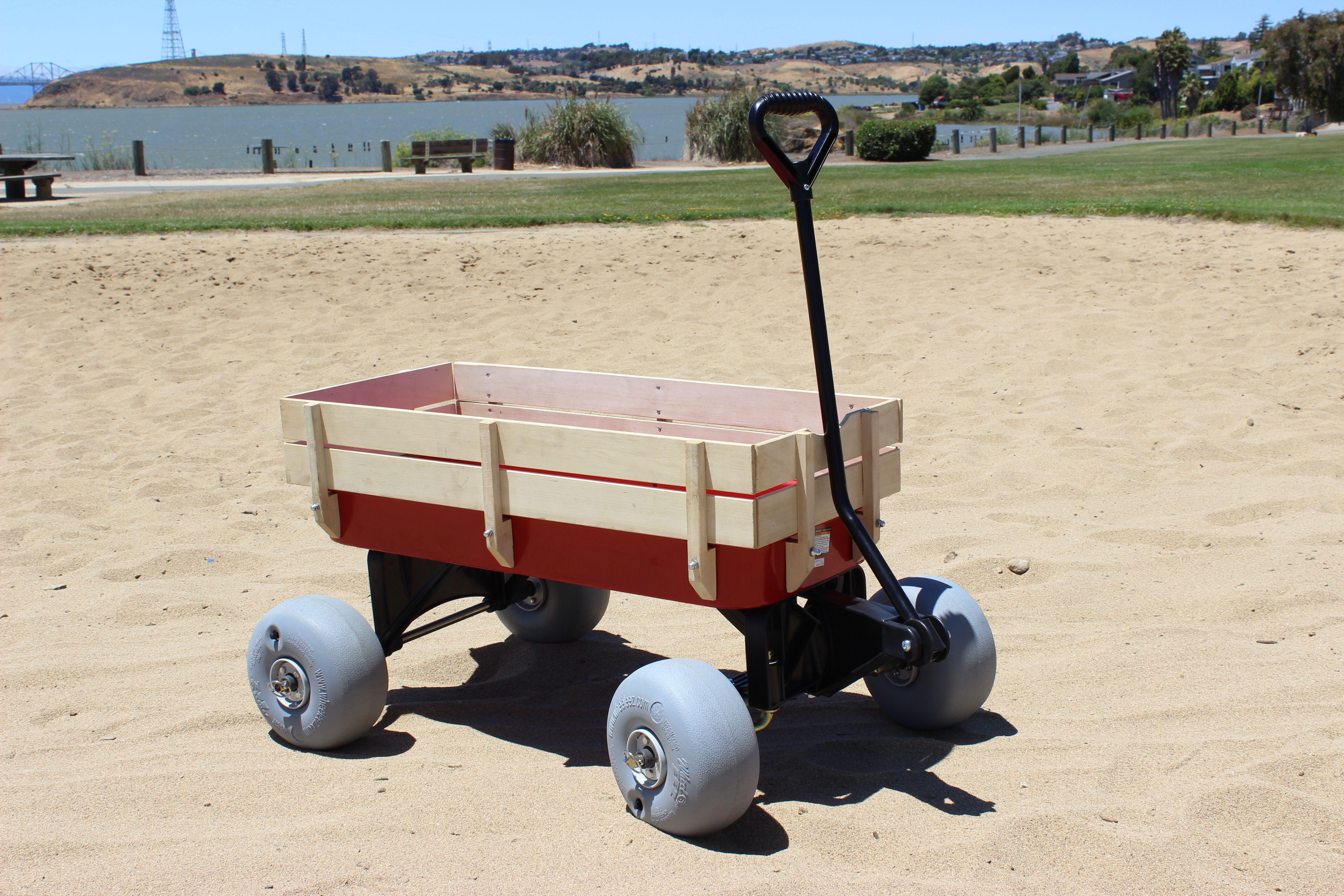 Beach Wagon Balloon Wheels Conversion Kits From Wheeleez Inc