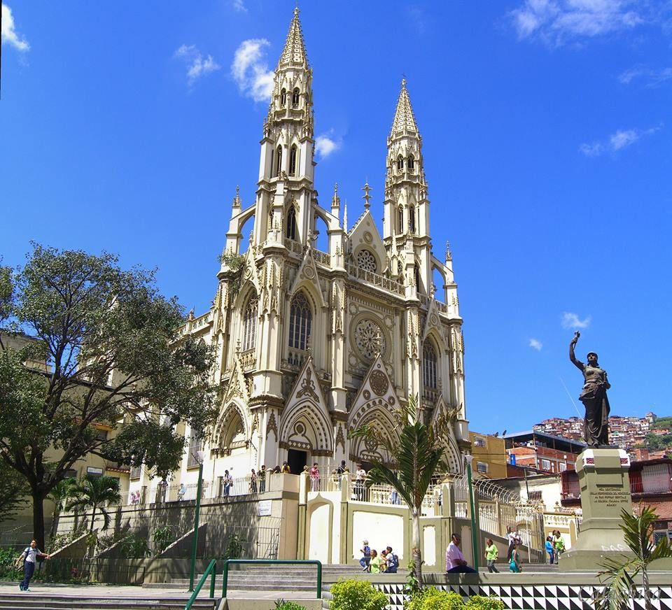 Iglesia Nuestra Señora De Lourdes Parroquia San Juan Caracas Cathedral Cologne Cathedral Barcelona Cathedral