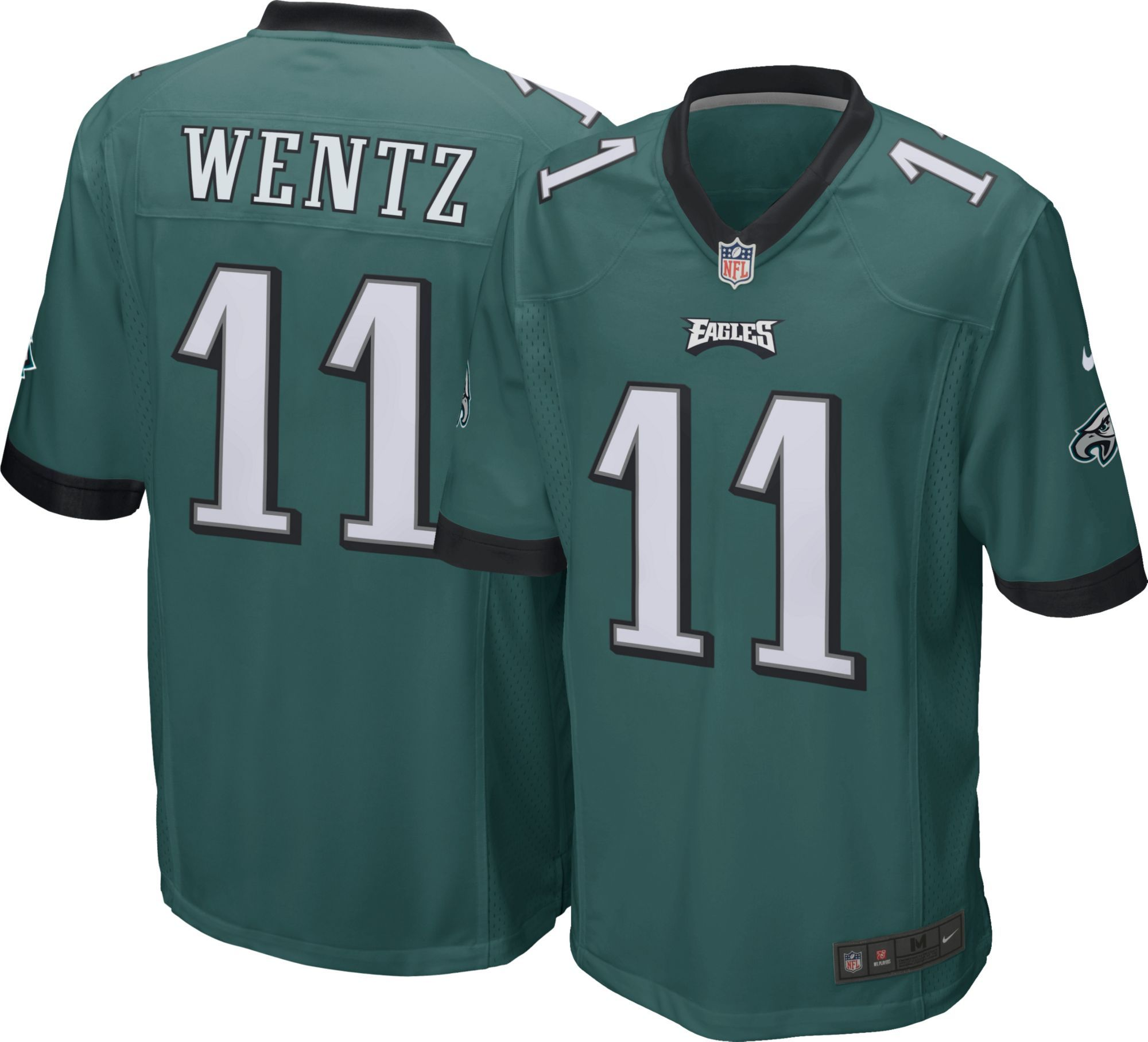 Nike Youth Home Game Jersey Philadelphia Eagles Carson Wentz  11 in ... e2835cbe5