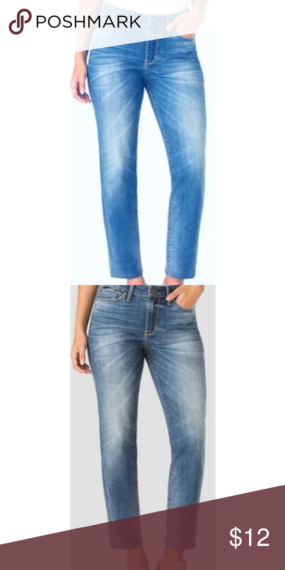 15a3efe6cc5e9 Women s High Rise Ankle Straight Jeans Size 2 Denizen from Levi s Women s  High Rise Ankle Straight Jeans Levi s Jeans Ankle   Cropped