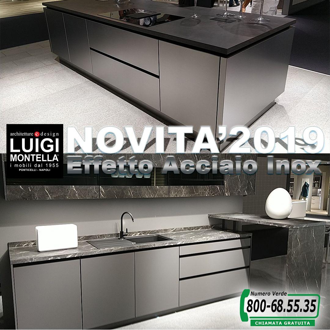 Novità 2019 #luigimontella #arredamento #cucina #cucine ...