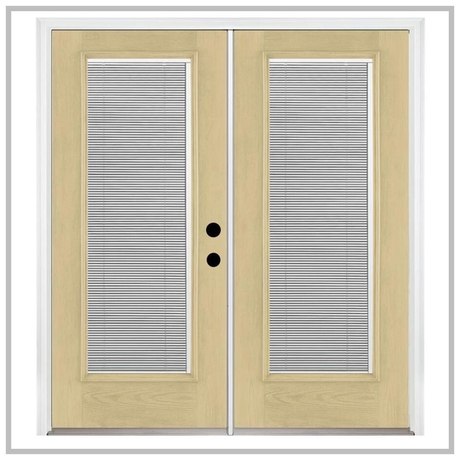 128 Reference Of French Door Blinds Inside Glass In 2020 French Door Coverings Door Coverings Blinds For French Doors