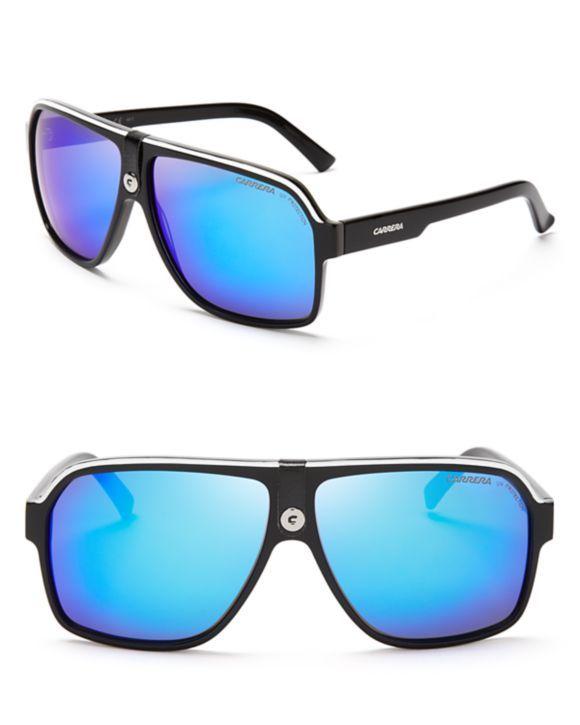 c96f0d8a6 Carrera Mirrored Navigator Sunglasses   Bloomingdales's   Fashion in ...