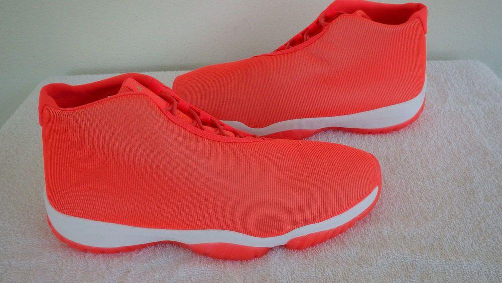air jordan future pink orange