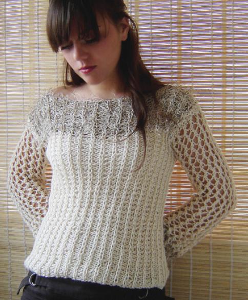 Patrones Crochet, Manualidades y Reciclado: Sweater Marruecos - Patron