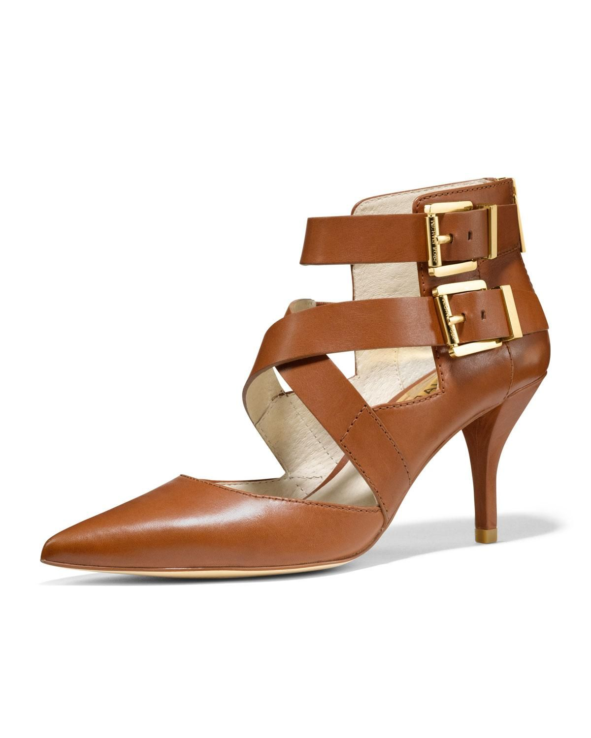 #cusp - this warm tobacco color of leather is my favorite brown! It's so rich and inviting and warm!  It can be worn with so many things!