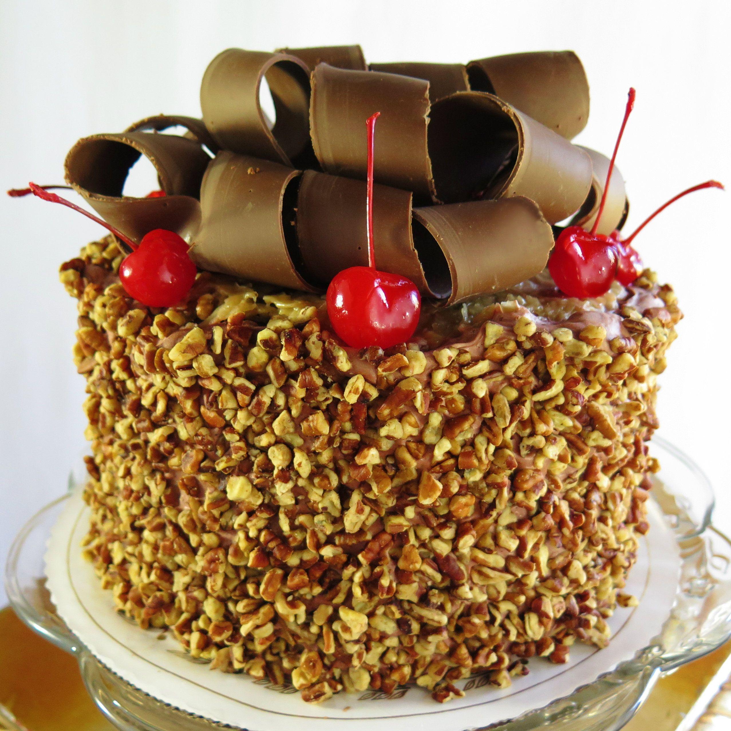 German Chocolate Cake, Bakery