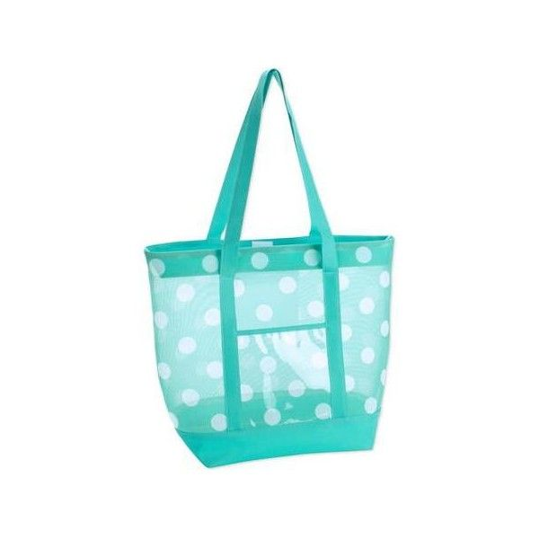 No Boundaries 21 Women's Chevron Mesh Tote Beach Bag Walmart.com ...