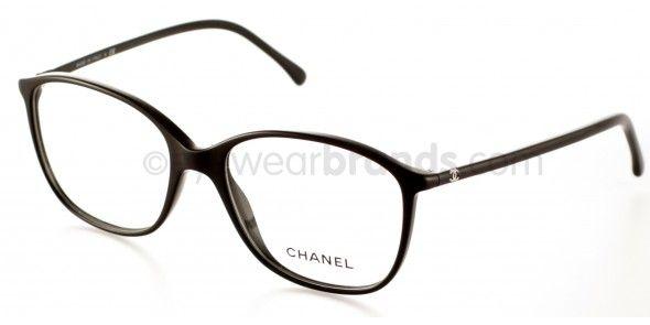 ab78f7a0c0 Chanel CH3219 C501 BLACK Chanel Glasses