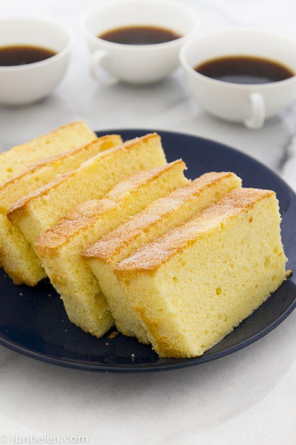 Taisan Filipino Recipes Sponge Cake Recipes Cake Recipes