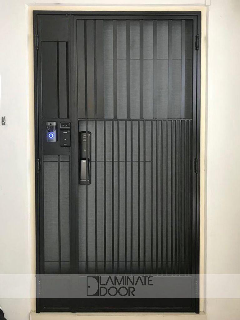 Hdb Pet Friendly Gate Design Mild Steel Gate Supplier In Singapore In 2020 Steel Gate Gate Design Steel Gate Design