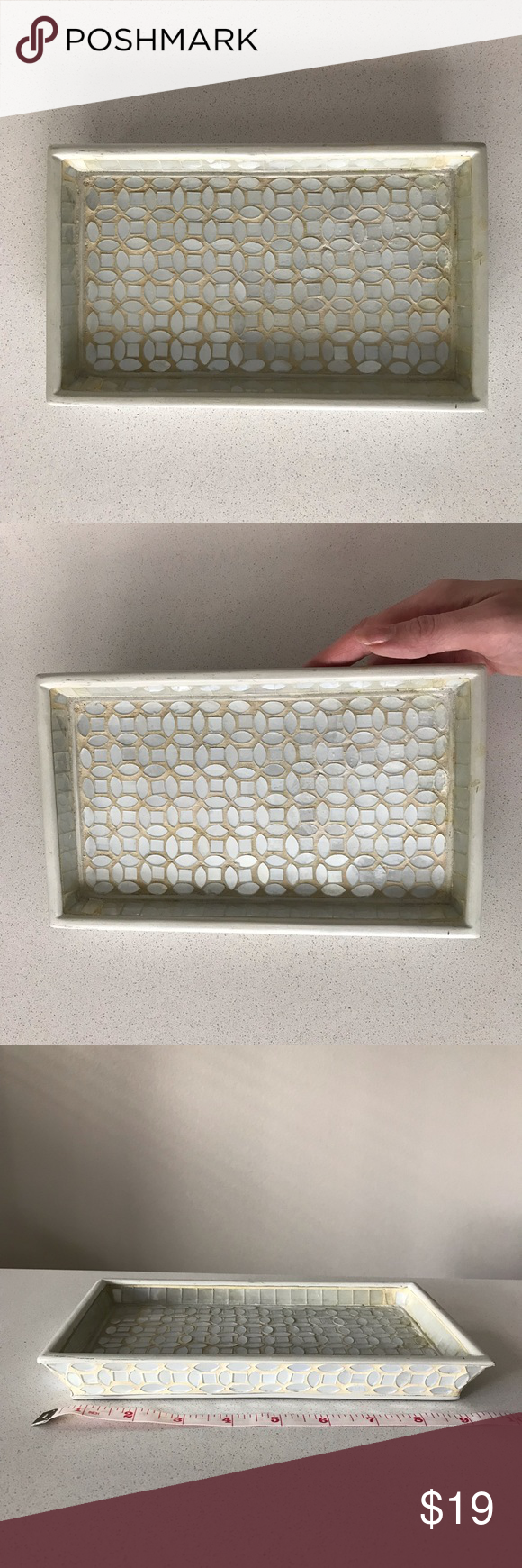 Bbb Bathroom Tray Purchased From Bed Bath Beyond Doesn T Match