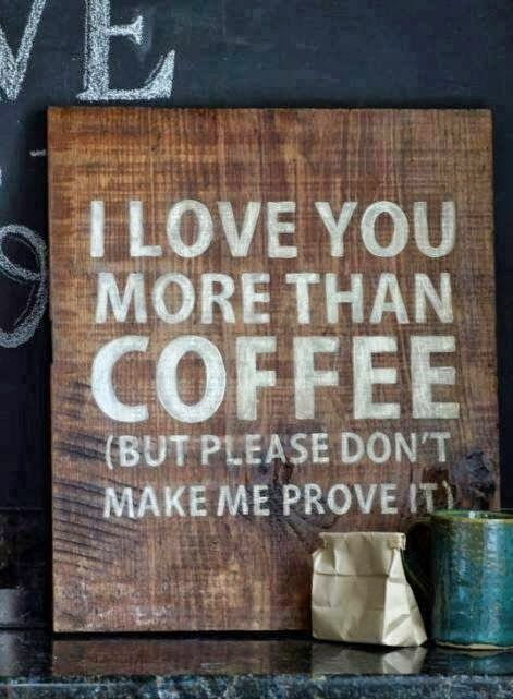 You know how much I Love #COFFEE  ! #lovelovelove  …