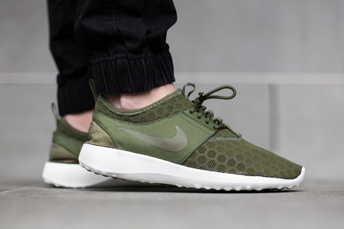 Nike Juvenate Woven W chaussures olive