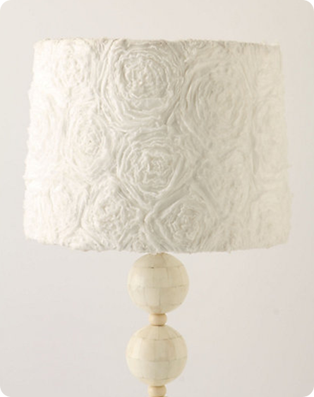 Fabric flower lampshade tutorial id make that pinterest fabric flower lampshade tutorial mozeypictures Images