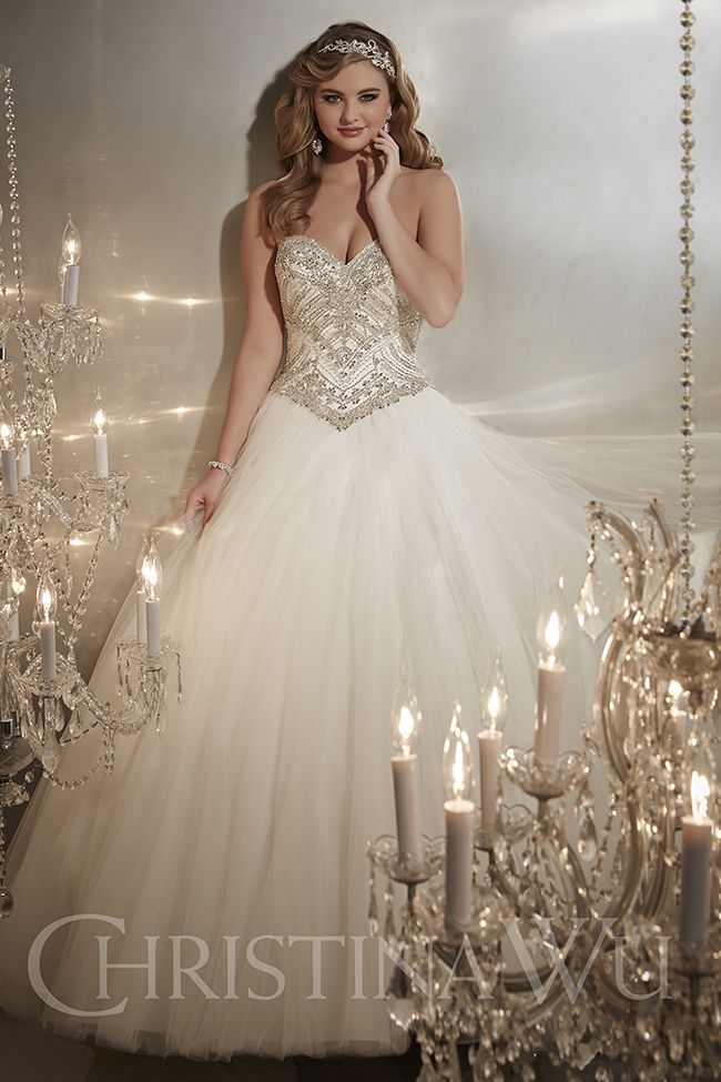 Find Your Happily Ever After In Christina Wu WuWedding Dress StylesWedding