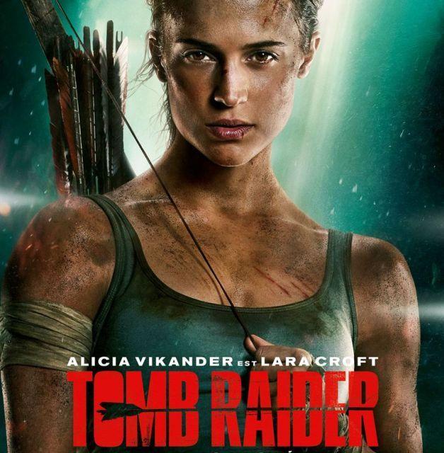Alicia Vikander Tomb Raider 2018 Movie Full Hd Wallpaper: Cinema No Escurinho: Alicia Vikander Quer Achar O Pai E