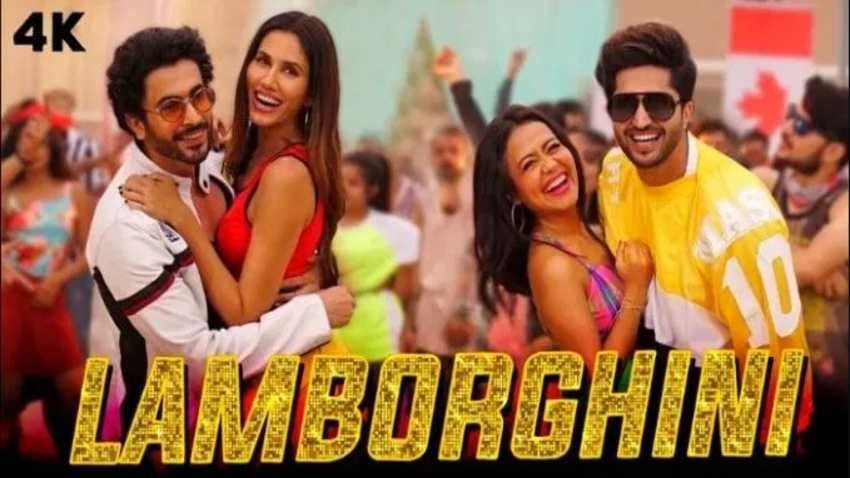 Lamborghini Full Song Lyrics From Movie Jai Mummy Di Is Latest Song Sung By Neha Kakkar And Jassie Bollywood Movie Songs Bollywood Songs Latest Bollywood Songs