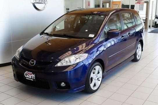 Cars For Sale 2007 Mazda Mazda5 In Orem Ut 84058 Van Details