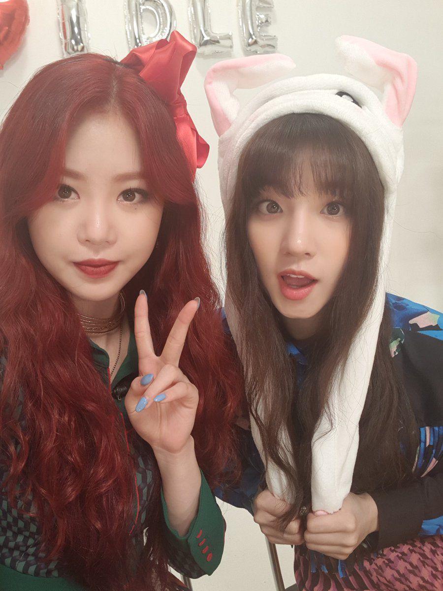 Ships De G I Dle Idols Coreanos Kpop Chicas