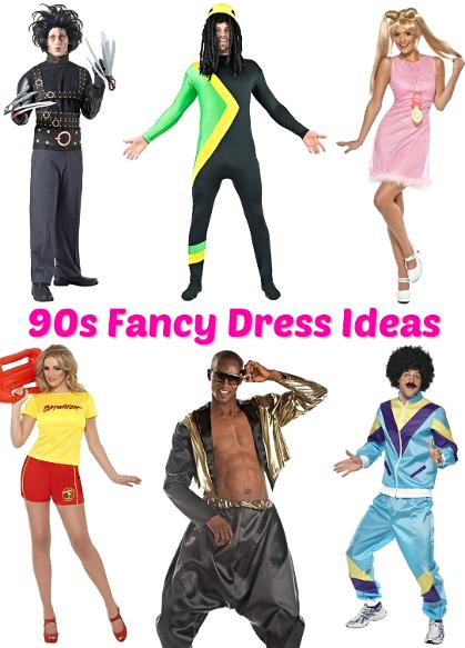 Best 90s fancy dress ideas for the UK. Edward Scissorhands