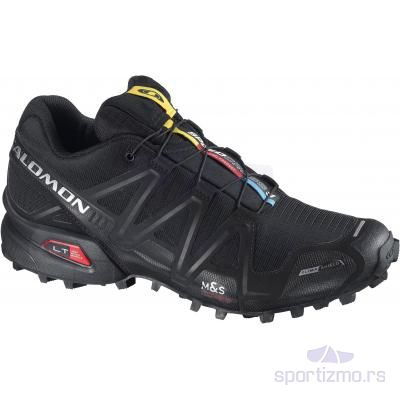 Salomon Speedcross 3 Climashield Black Black Silvme Shoes Trail Running Shoes Mens Trail Running Shoes