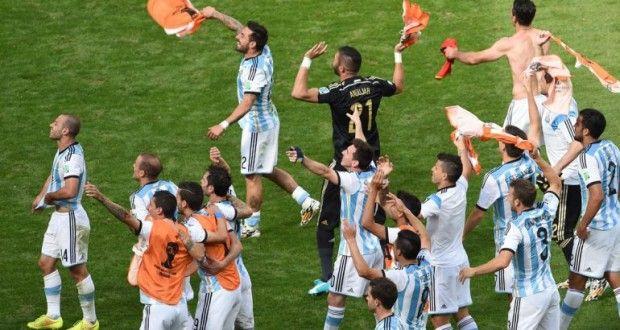 Mundial de Fútbol 2014: Después de 24 años Argentina regresa a semifinales | NOTICIAS AL TIEMPO