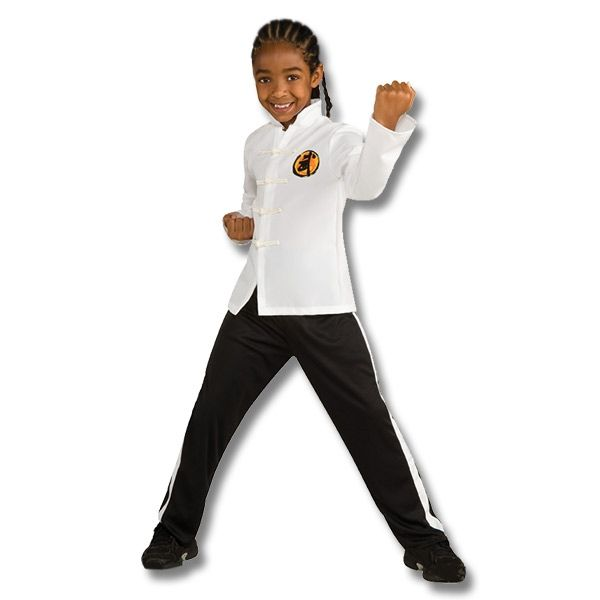 New Karate Kid Costume now available from http://www.karatemart.com