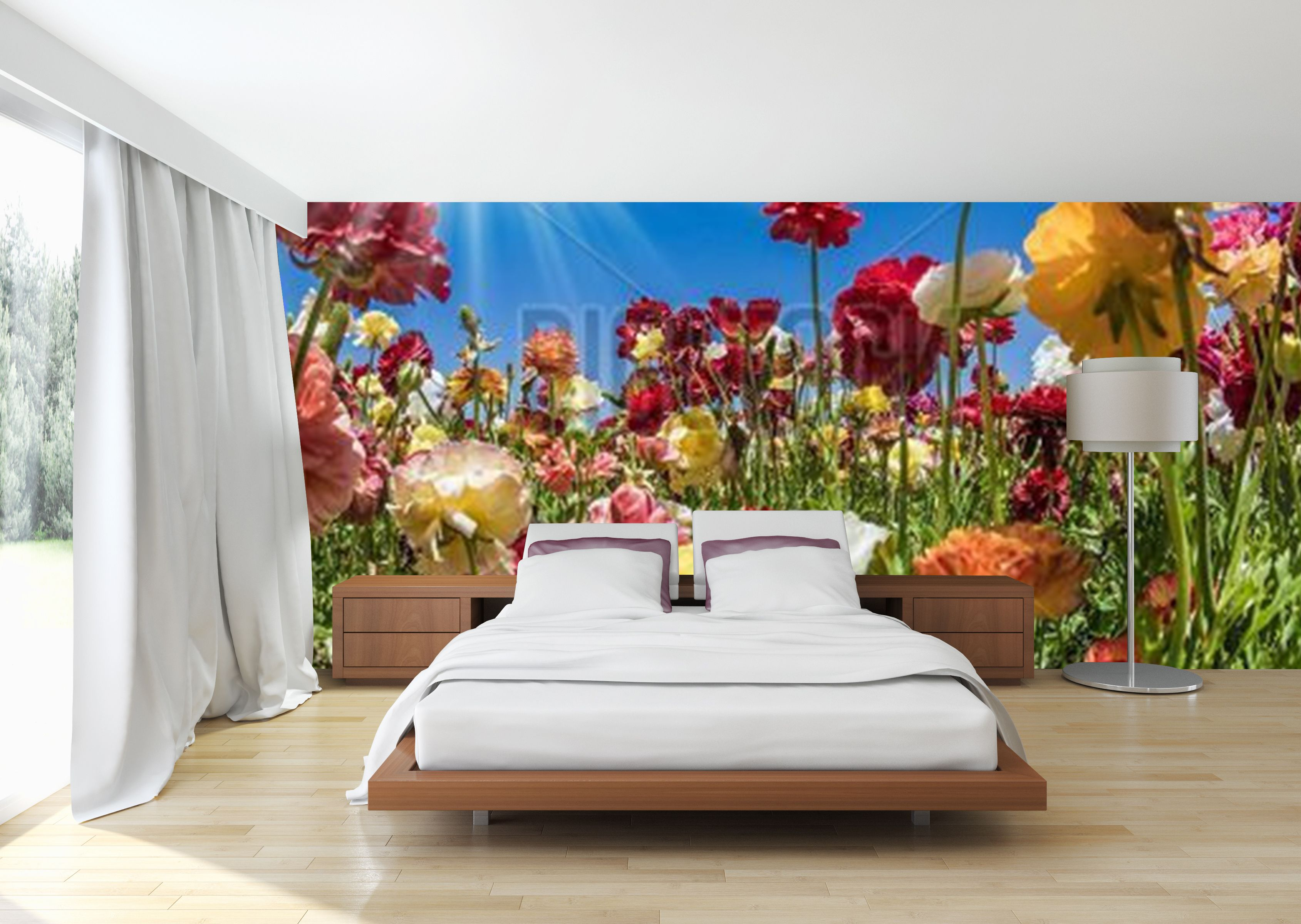 Art4walls Custom Make Self Adhesive Removable Re Usable Wall Murals To Create Your Perfect Feature Wall Witth Litera Fence Decor Wall Murals Dreamy Bedrooms